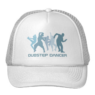Illustration de danseurs de Dubstep Casquettes