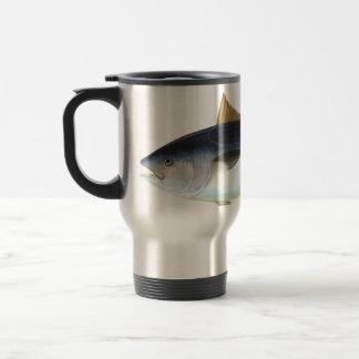Illustration de thon de thonine mug de voyage