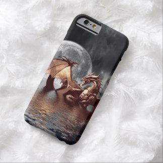 Illustration mythique d'imaginaire de dragon et de coque barely there iPhone 6