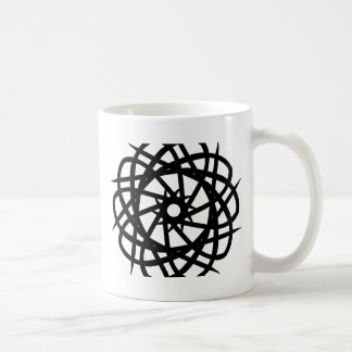 Illustration tribale mug