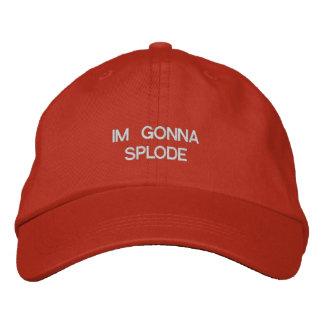 Im allant au casquette de Splode