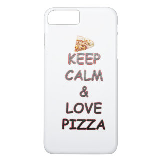 Image de cas de l'iPhone 7 de pizza Coque iPhone 7 Plus