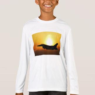 Image de ciel de combattant t-shirt