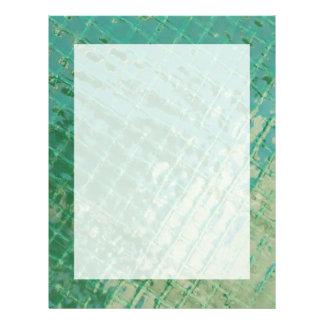 Image de photo de couverture en plastique verte tract