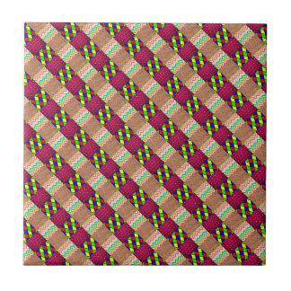 Image de tuiles petit carreau carré