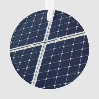 Image d'un panneau d'énergie solaire drôle