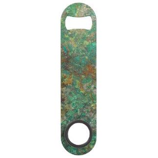 Image en pierre minérale verte