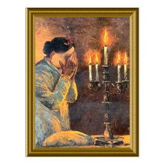 Image vintage juive cartes postales
