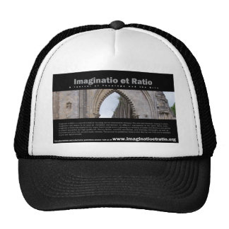 Imaginatio et Verhouding T-shirt Pet Met Netje