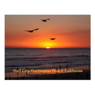 IMG_0725, ville Huntington Beach la Californie de Carte Postale