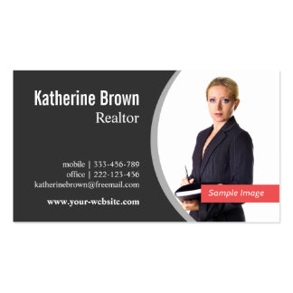 Cartes de Visite Immobilier, Immobilier Cartes de Visite Professionnelle