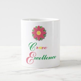 Implorez la tasse d'excellence