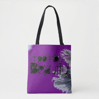 Impossiblement beau tote bag
