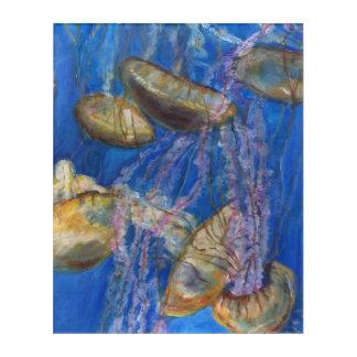 Impression En Acrylique Méduses de Monterey