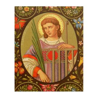 Impression En Acrylique St Lawrence de Rome (P.M. 04)