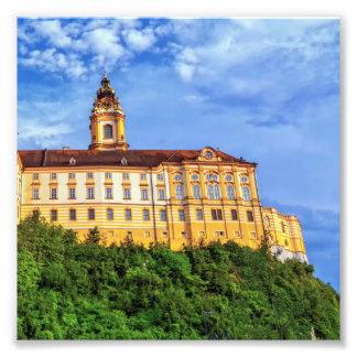 Impression Photo Abbaye bénédictine, Melk, Autriche