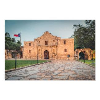 Impression Photo Alamo