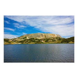 Impression Photo Amour de montagne