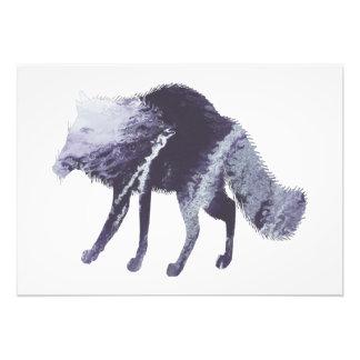 Impression Photo Art de Fox