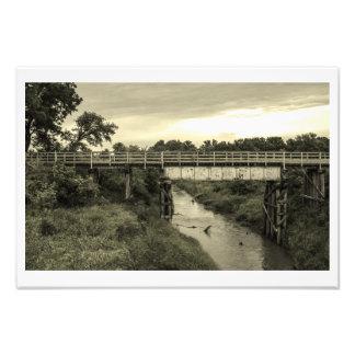 Impression Photo Ce pont me rappelle une chanson