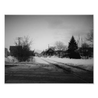 Impression Photo Chambre de fret de Lyndon