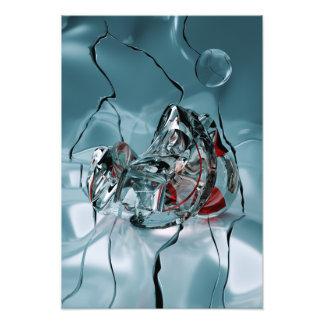 Impression Photo conception abstraite