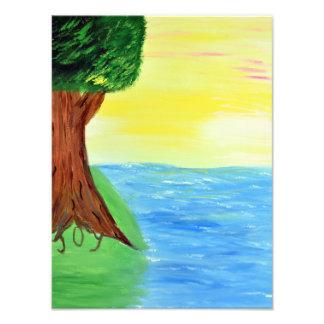 Impression Photo Copie d'arbre de joie