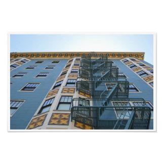 Impression Photo Copie d'architecture de San Francisco