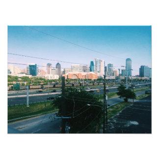 Impression Photo Dallas du centre