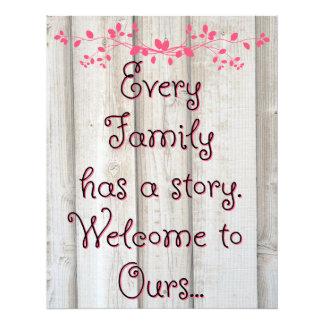 Impression Photo Histoire de famille