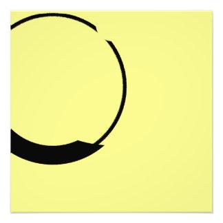 Impression Photo jaune et noir