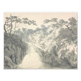Impression Photo Joseph Mallord William Turner - paysage