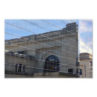 Impression Photo Kansas City, Missouri, réflexion de station des