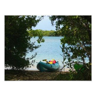 Impression Photo Kayaking en Îles Vierges américaines de St Thomas