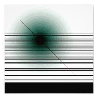 Impression Photo point vert