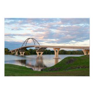 Impression Photo Pont de Champlain