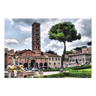 IMPRESSION PHOTO ROME