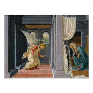 Impression Photo Sandro Botticelli - l'annonce