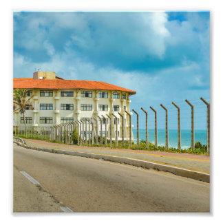 Impression Photo Style éclectique construisant le Brésil natal