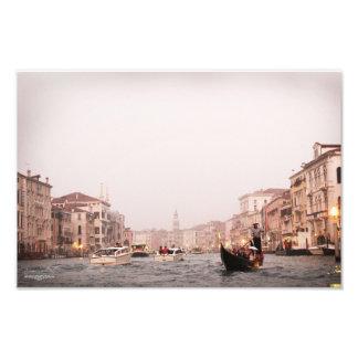 Impression Photo Venise