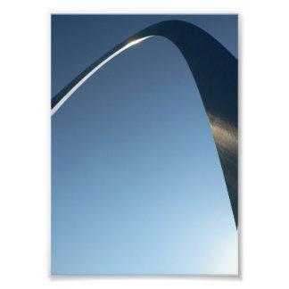 Impression Photo Voûte de passage, St Louis, Missouri