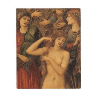 Impression Sur Bois Bath de Vénus par monsieur Edouard Coley Burne