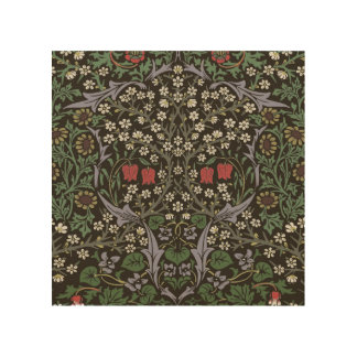 Impression Sur Bois Copie d'art de tapisserie de prunellier de William
