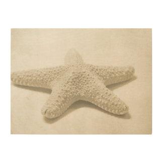 Impression Sur Bois Étoiles de mer