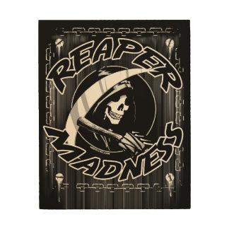 Impression Sur Bois Folie de Reaper