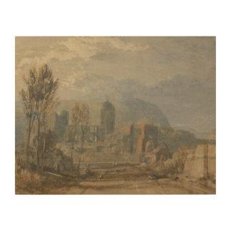 Impression Sur Bois Joseph Mallord William Turner - Andernach
