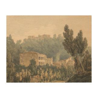 Impression Sur Bois Joseph Mallord William Turner - dans la vallée