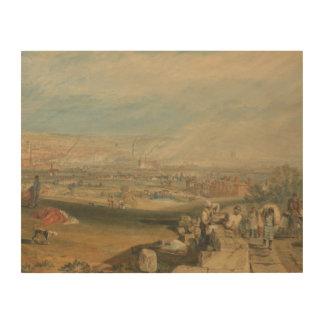 Impression Sur Bois Joseph Mallord William Turner - Leeds