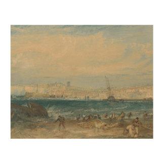 Impression Sur Bois Joseph Mallord William Turner - Margate