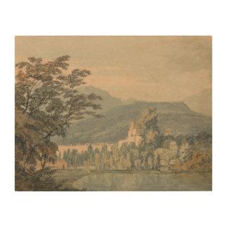 Impression Sur Bois Joseph Mallord William Turner - monsieur William